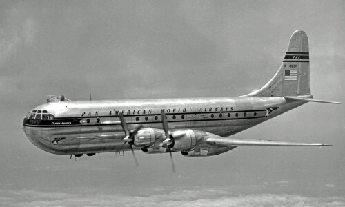 evolución del transporte civil aéreo