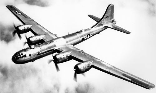 Boeing Superfortress B29