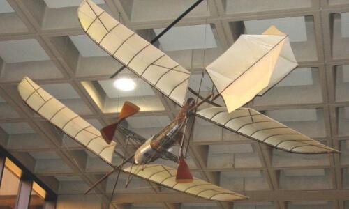 avión Aerodrome 6