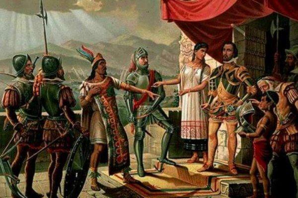 historia colonización Ecuador