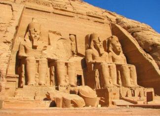 origen e historia Abu SImbel Templo de Ramsés II