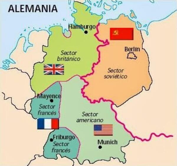 Historia de Alemania postguerra