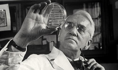 descubridor de la penicilina