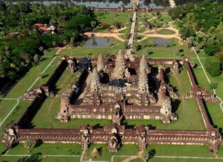 origen e historia Angkor Wat