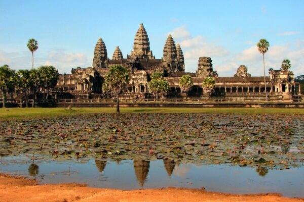 descripción Angkor Wat
