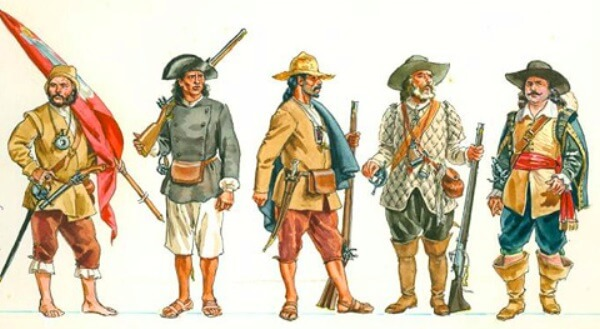 primeras tribus de Brasil