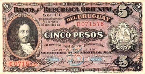 cuándo se fundó Uruguay
