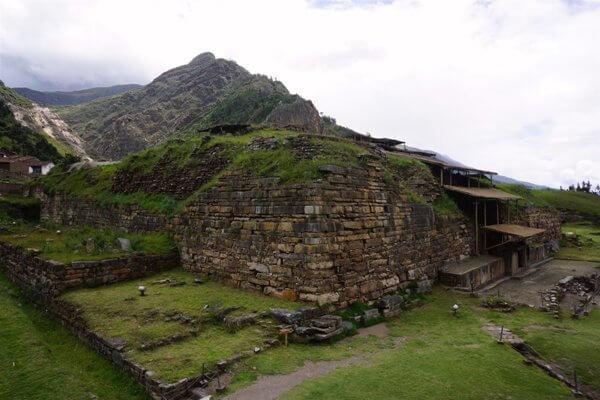 origen templo Chavín de Huántar