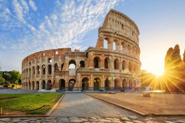 origen Coliseo romano