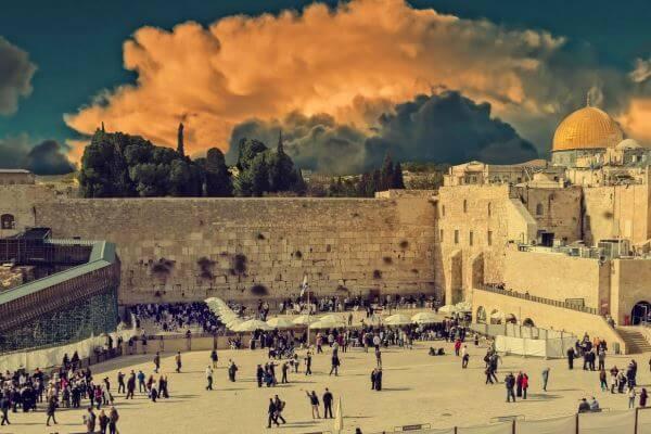 cuándo se creó Israel
