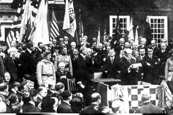 independencia de la República Checoslovaca