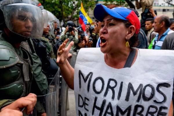 historia crisis venezolana