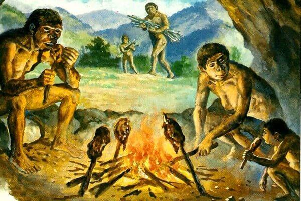 cómo se dominó el fuego