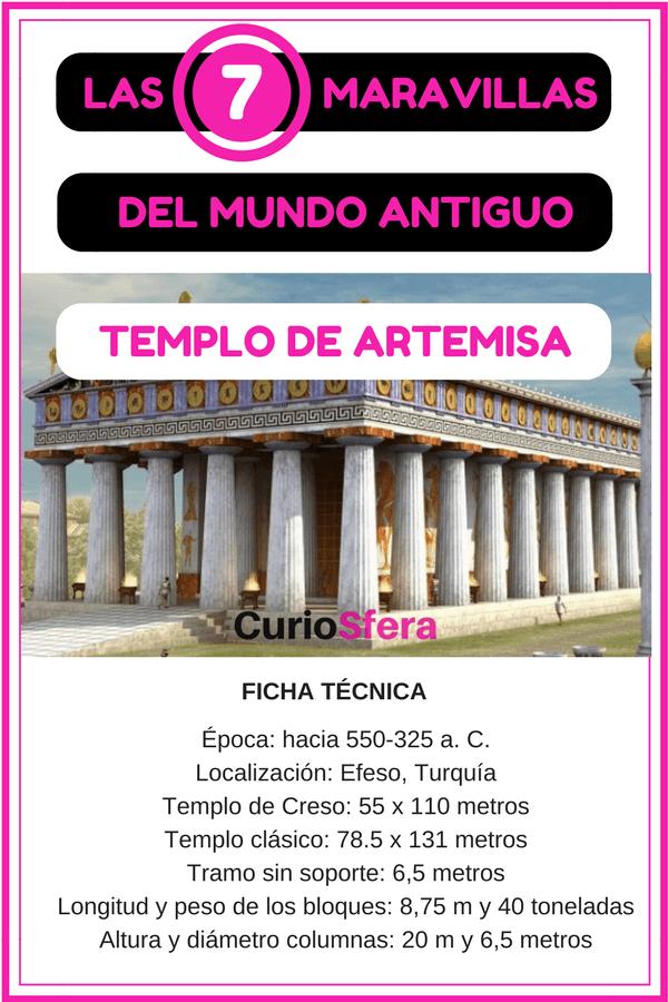 maravillas del mundo templo de artemisa