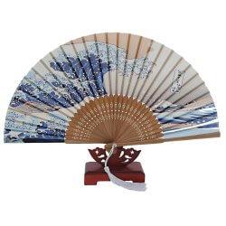 el abanico en japon