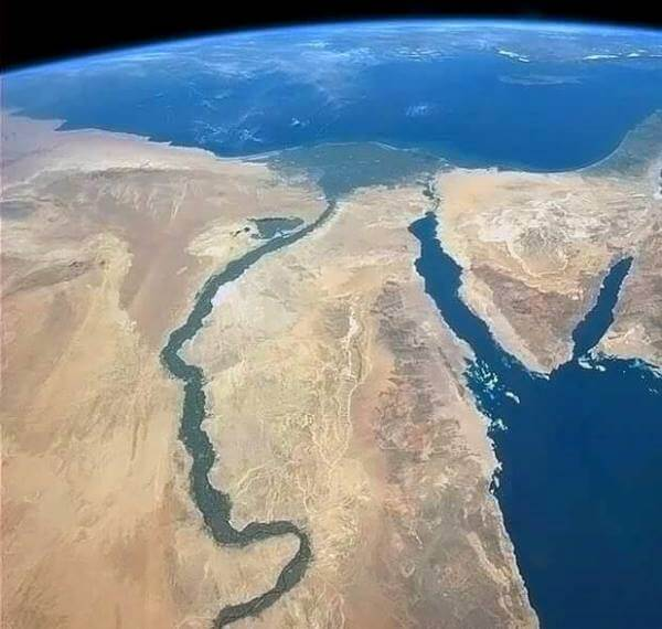 creación de Egipto