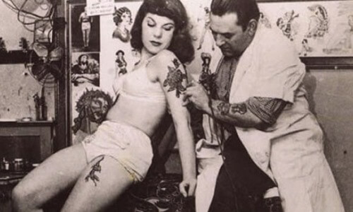 el tatuaje vuelve a estar de moda