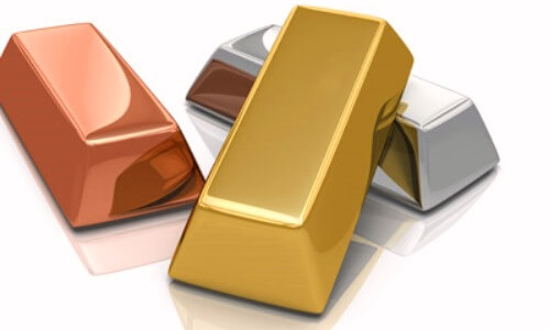 el uso de los metales como dinero