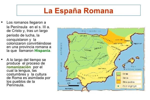 historia de la España romana