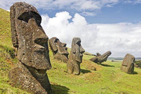 Estatuas de la Isla de Pascua origen e historia