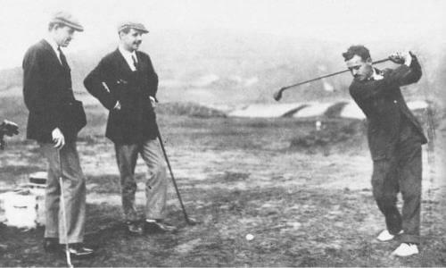 campo de golf antiguo
