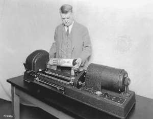 evolución fototelegrafía fax