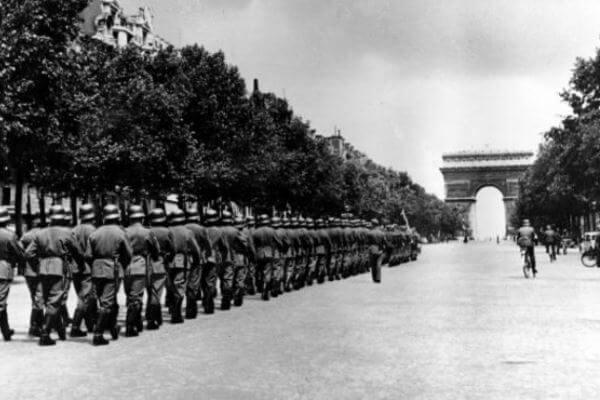historia de Francia en la II Guerra Mundial