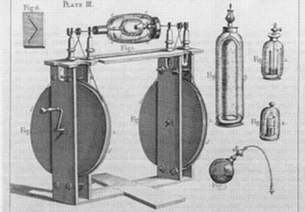 máquina de Francis Hawksbee