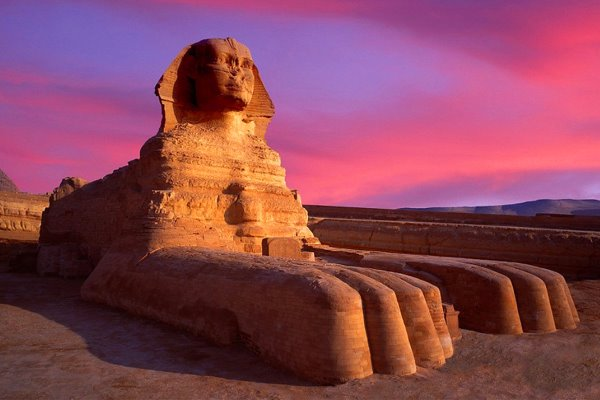 origen e historia Gran Esfinge de Guiza