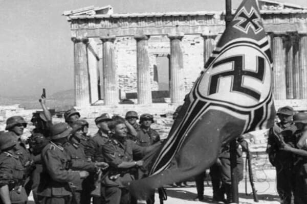 Historia Grecia 2 Guerra Mundial