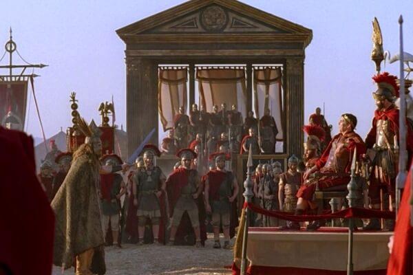 Historia de Grecia imperio Romano
