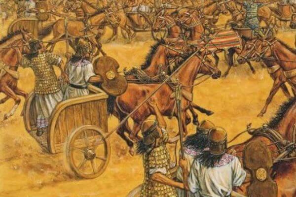 Ejército del antiguo Egipto
