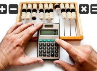 origen e historia de la calculadora