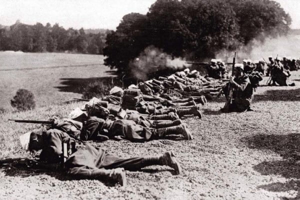 historia primera guerra mundial Francia