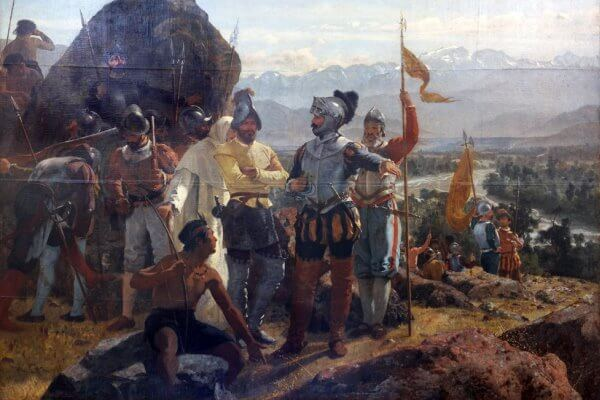 ¿Quién Colonizo a Chile?