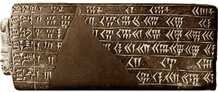 Origen del calendario babilonio