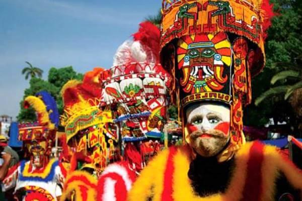 origen del carnaval en México - El carnaval llegó a México de la mano de los españoles