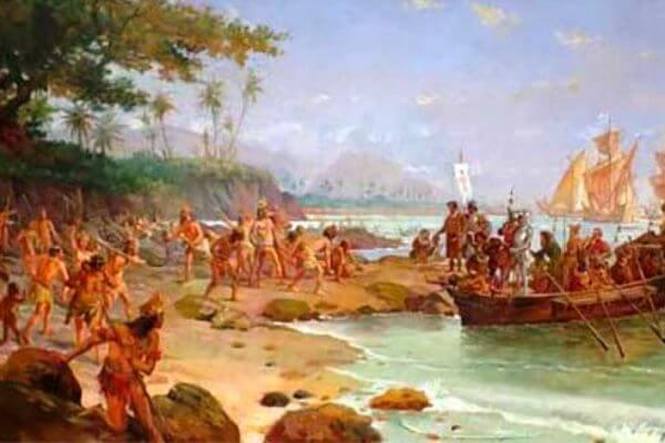 cuándo se descubrió Brasil