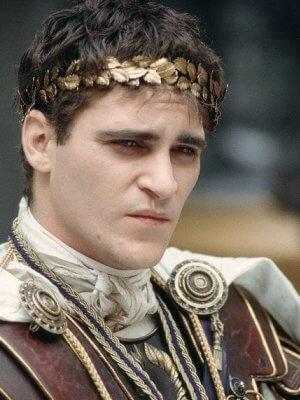 corona emperador romano