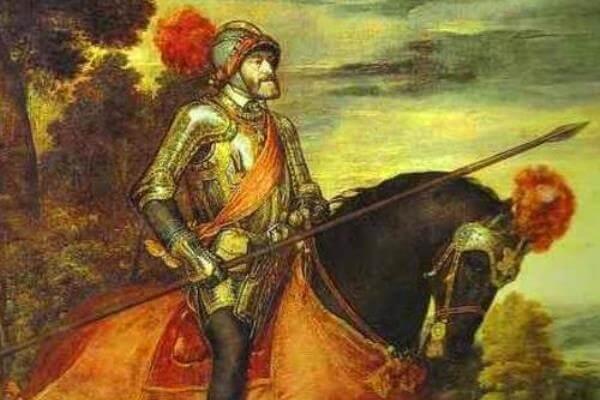 ¿Quién fue el emperador Carlos V?