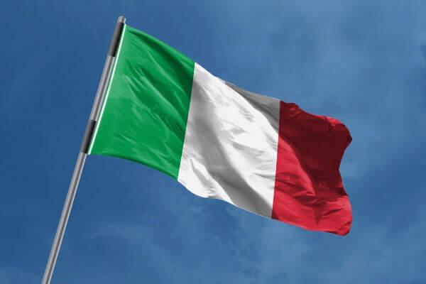 origen e historia de Italia