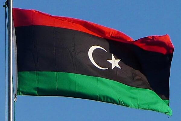origen e historia de Libia
