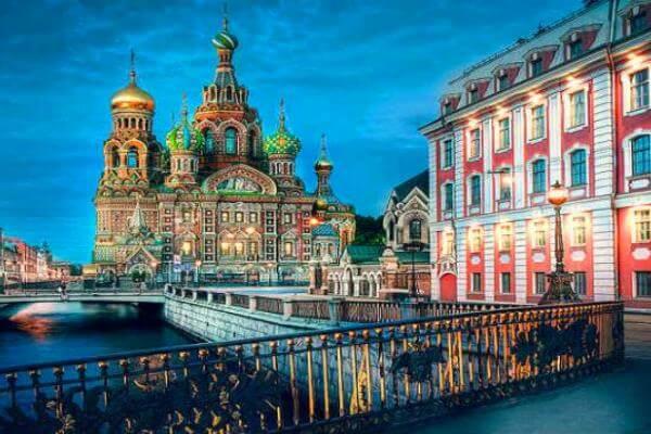Cuándo se fundó San Petersburgo