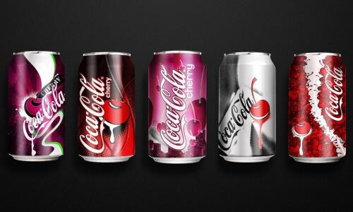 historia de la cherry coke