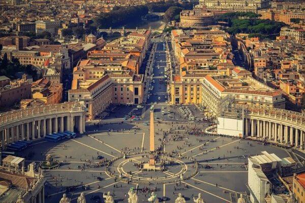 origen del Vaticano