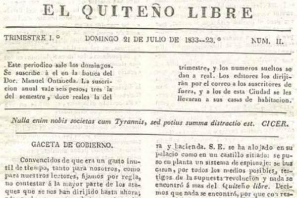 republica ecuatoriana historia