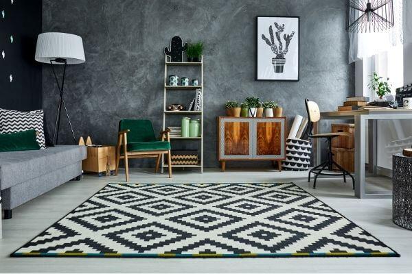 Origen de la alfombra