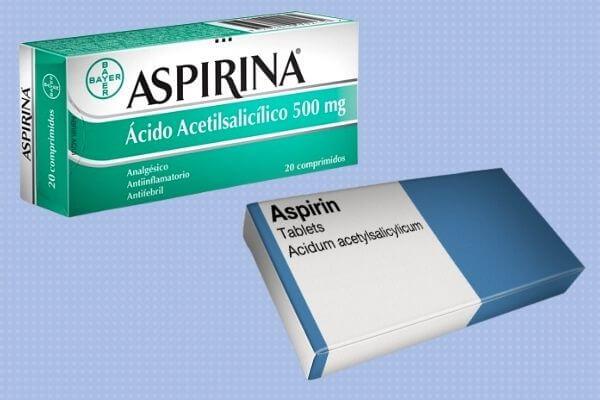 Origen de la aspirina