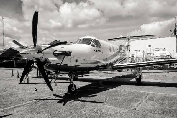 Origen del avión y la aviación