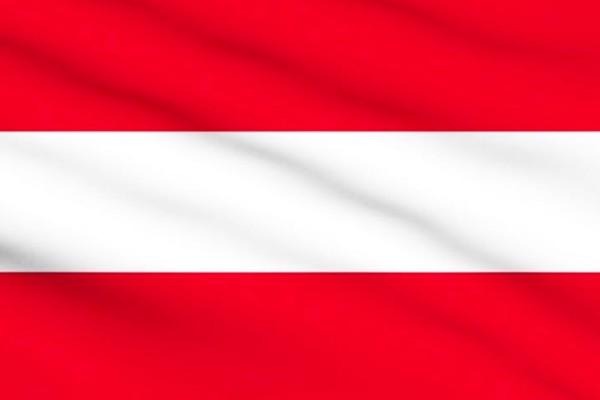 significado colores bandera Austria